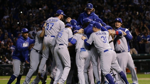 LA Dodgers headed to the 2017World Series