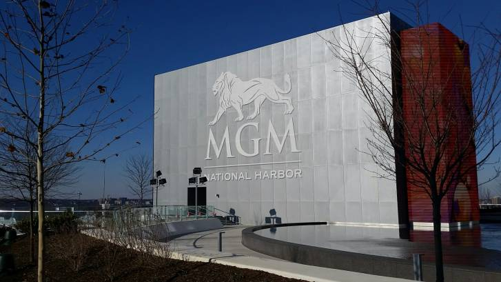 Maryland casinos MGM National Harbor