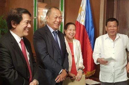 PAGCOR Philippines casino revenue