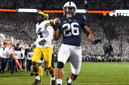 Penn State running back and Heisman Trophy hopeful Saquon Barkley