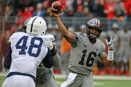 Penn State Ohio State Las Vegas odds