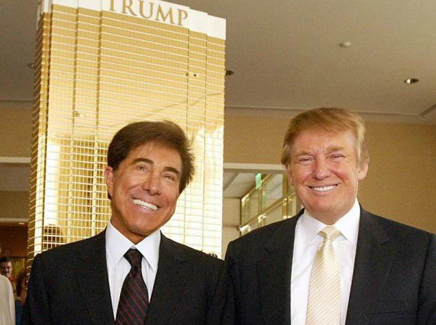Steve Wynn Donald Trump China letter