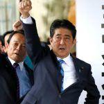Japan casino bill Shinzo Abe