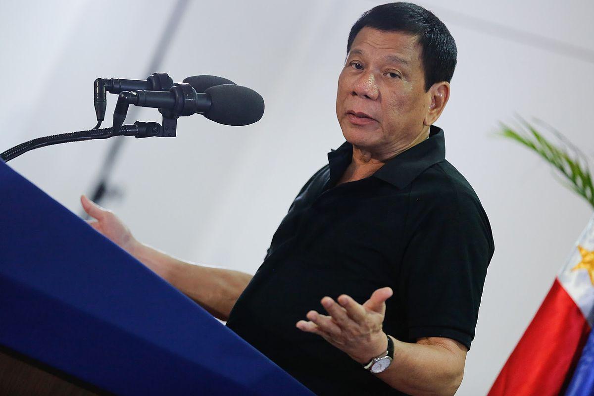 PAGCOR Rodrigo Duterte