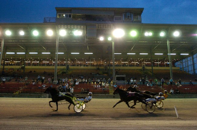Western Fair casino horse racing