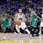 Celtics Beat Heavily Favored Warriors in Possible NBA Finals Preview