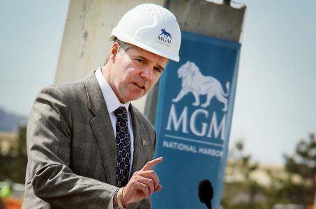 MGM Resorts Jim Murren development