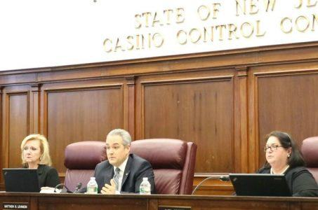 Matthew Levinson Casino Control Commission