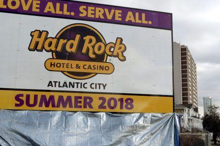Atlantic City revenue Pennsylvania casino