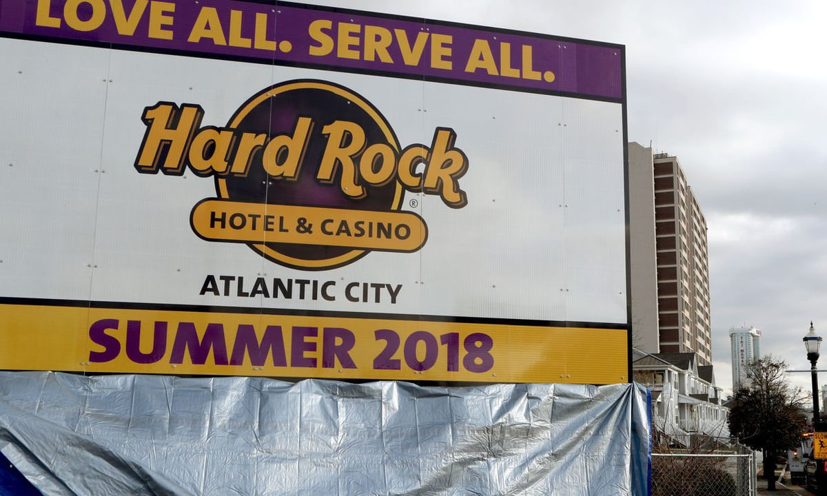 Atlantic City revenue Pennsylvania casino