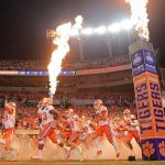 Clemson No.1 in College Football Playoff Rankings, Alabama Out