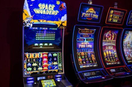Skill based slot machines