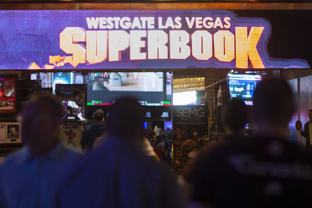 Nevada sportsbooks September casino revenue