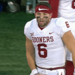 Oklahoma's Baker Mayfield Grabbing More Than Just Heisman Attention