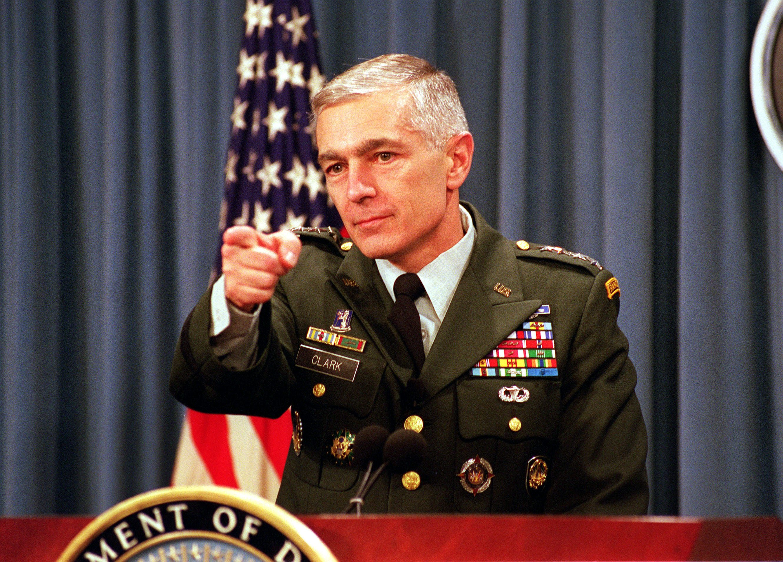 General Wesley Clark