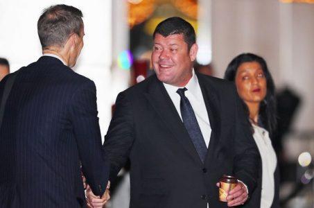 James Packer Crown Resorts slots tampering scandal