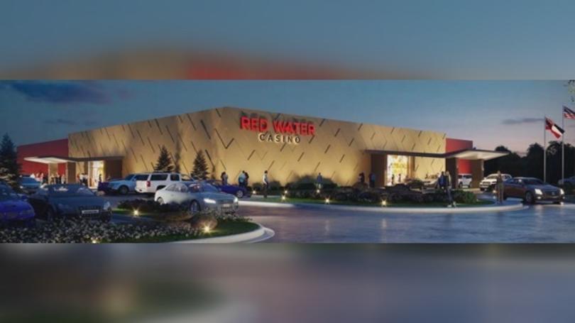 Red water casino