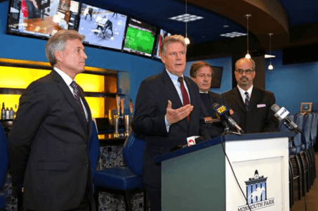 Frank Pallone sports betting PASPA