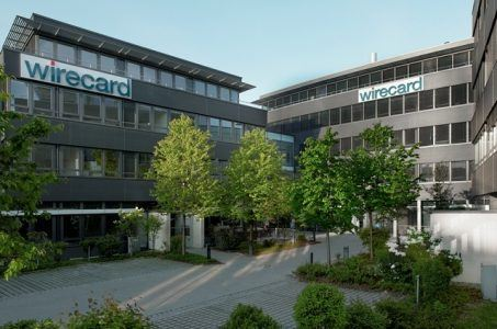 Wirecard headquarters in Munich, Germany