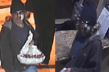 Bellagio robbery suspect