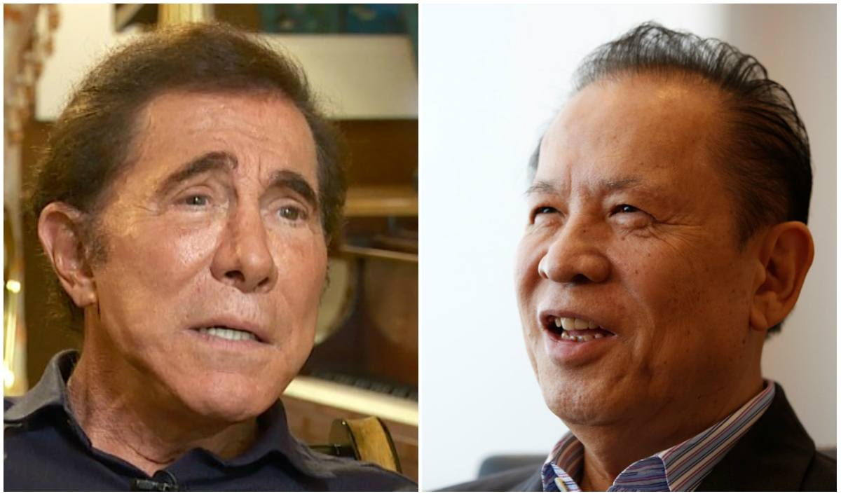 Steve Wynn Kazuo Okada lawsuit