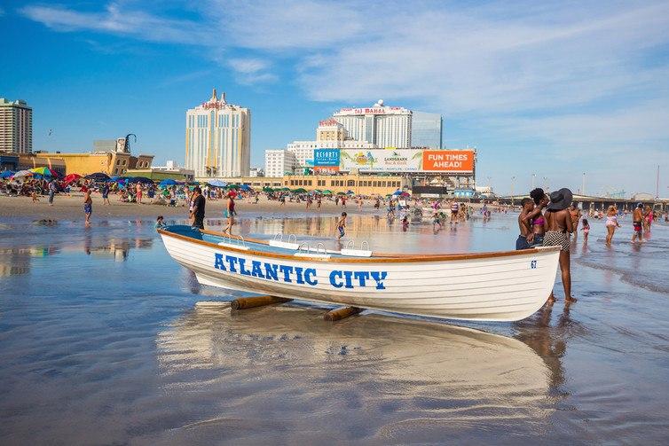 online gambling New Jersey Atlantic City