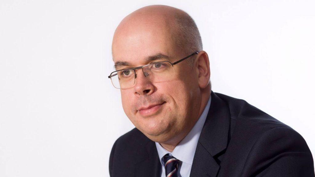 Ladbrokes Coral CEO Jim Mullen