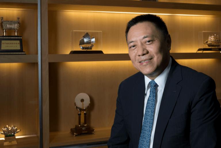 Lionel Leong of Macau