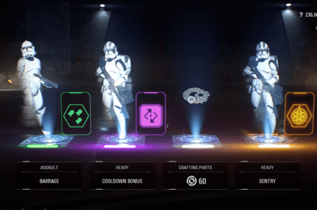 Battlefront II loot crates