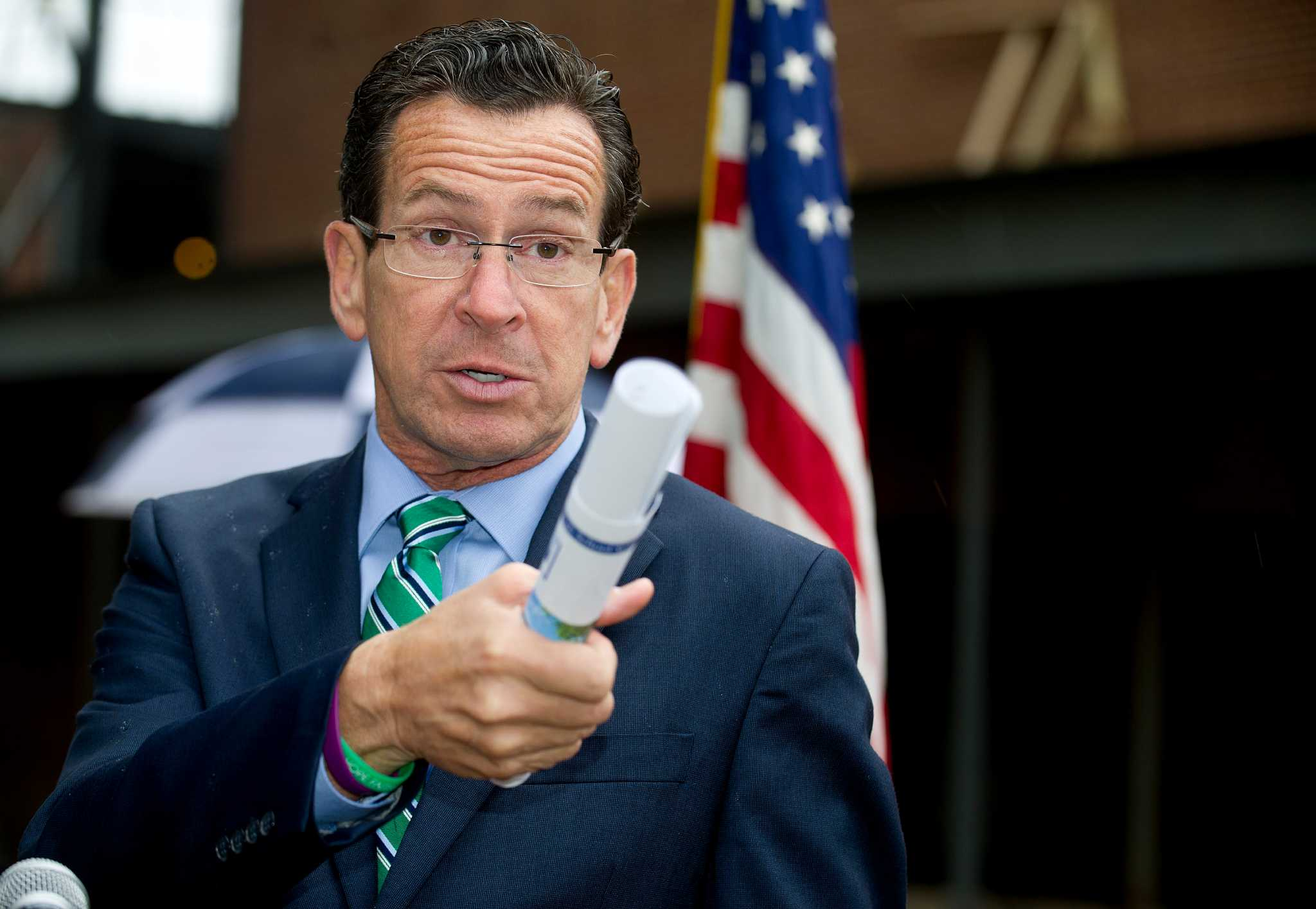 Connecticut casino lawsuit Dannel Malloy