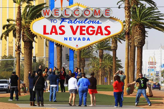 Las Vegas visitation shooting impact
