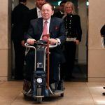 Sands CEO Sheldon Adelson Breaks Three Ribs in Fall, Misses Venetian Macau Anniversary Celebration