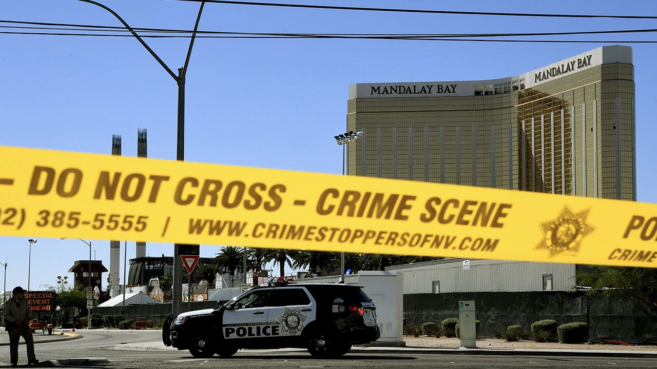 Las Vegas shooting Strip win