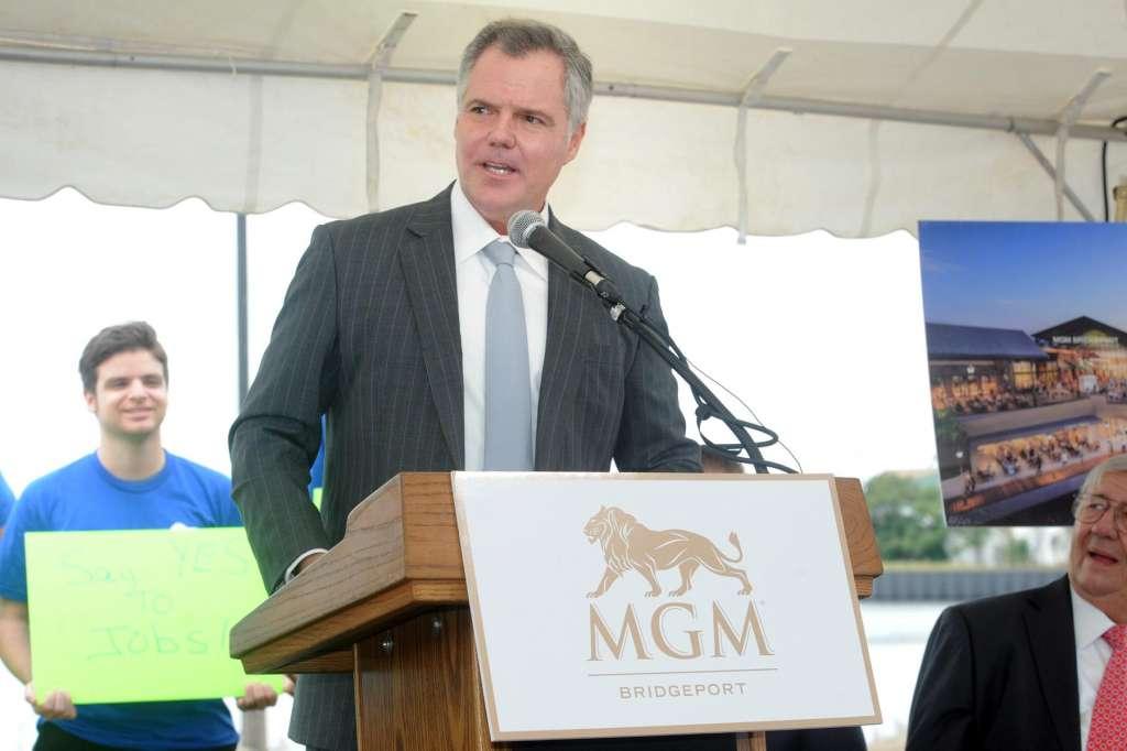 UBS MGM Resorts Jim Murren
