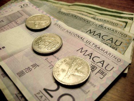 Macau casinos suspicious transactions