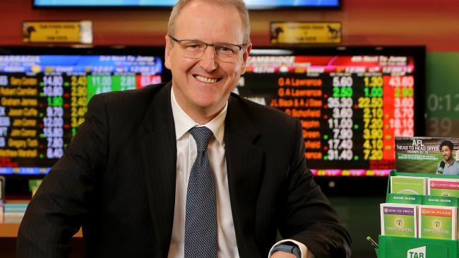 tabcorp and tatts merger