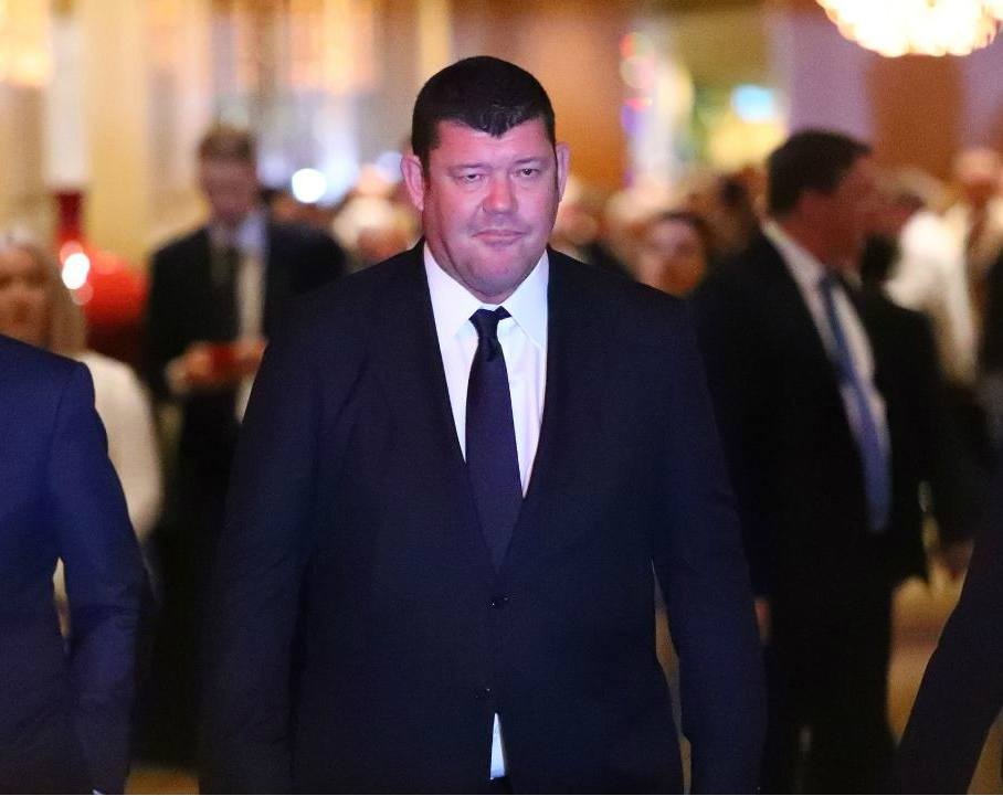 Crown Resorts James Packer