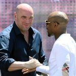 UFC President Dana White Claims Talks Happening with Floyd Mayweather for MMA Fight