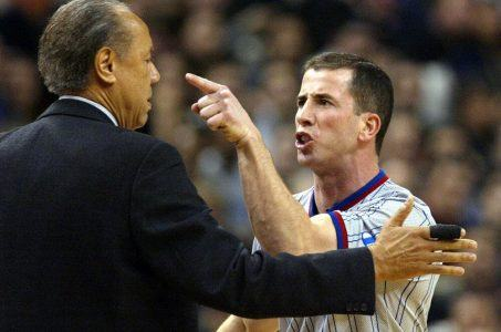 Tim Donaghy NBA sports betting