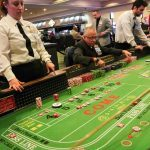 Dover Downs casino stock price