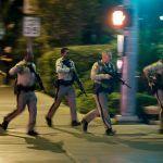 first responders Oct. 1 Mandalay Bay las Vegas