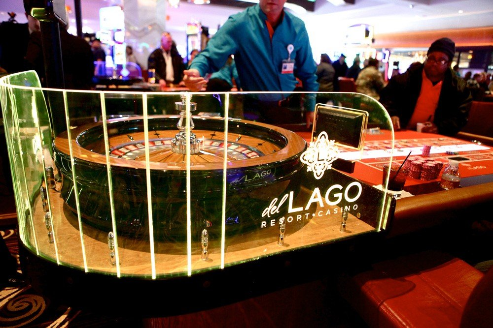 del Lago Casino unemployment