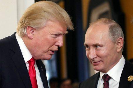 Paddy Power Donald Trump Vladimir Putin prop bets