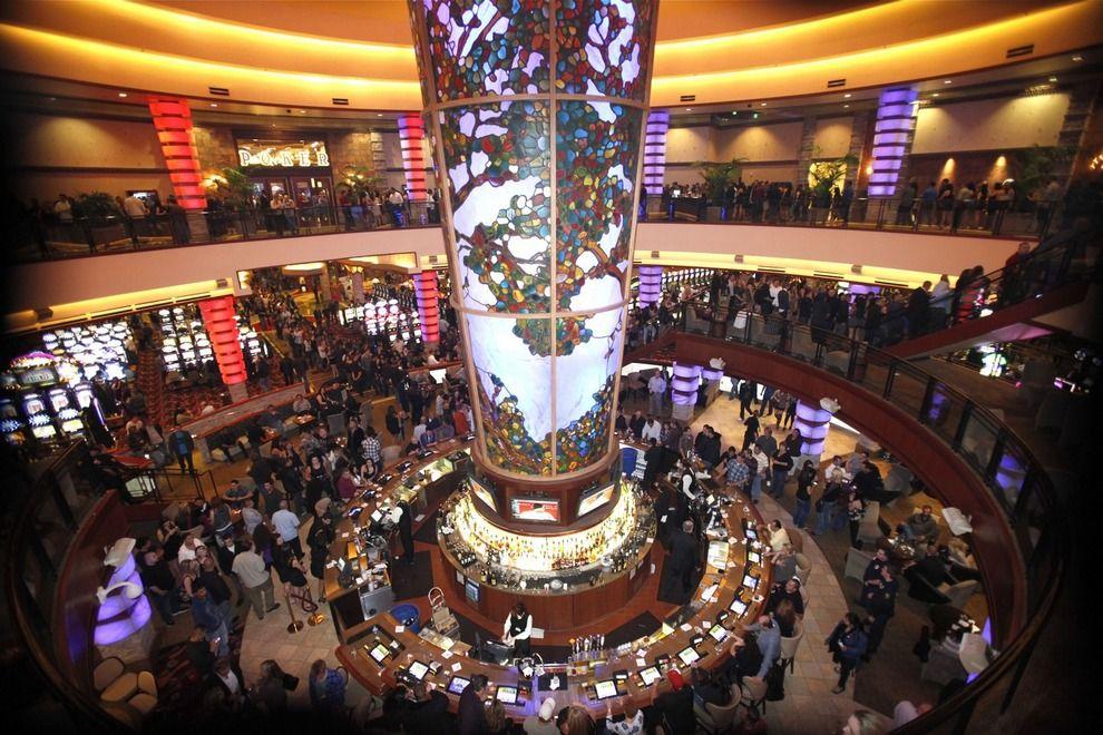 Pechanga casino gaming floor