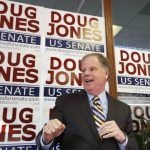 Political Bettors Get It Wrong, as Democrat Doug Jones Upsets Republican Roy Moore in Alabama Special Election