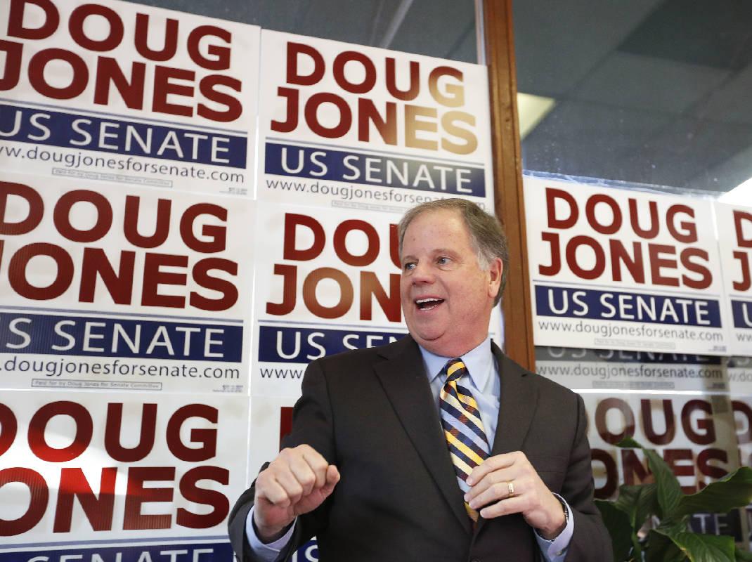 political bettors Alabama Senate race