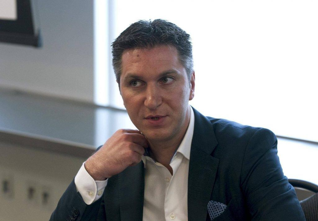 Ousted Amaya CEO David Baazov