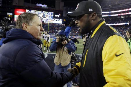 New England Patriots and Pittsburgh Steelers
