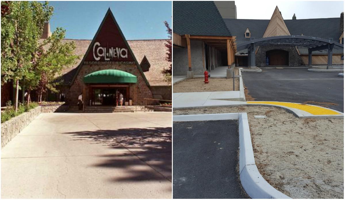 Cal Neva Resort Casino Larry Ellison