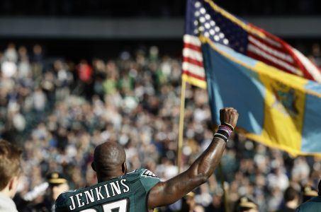NFL social injustice national anthem